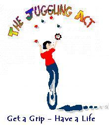juggling too many things