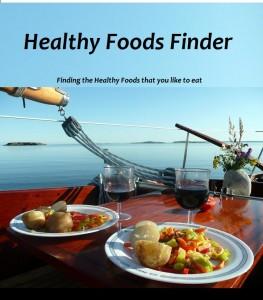 Healthy-Foods-Finder