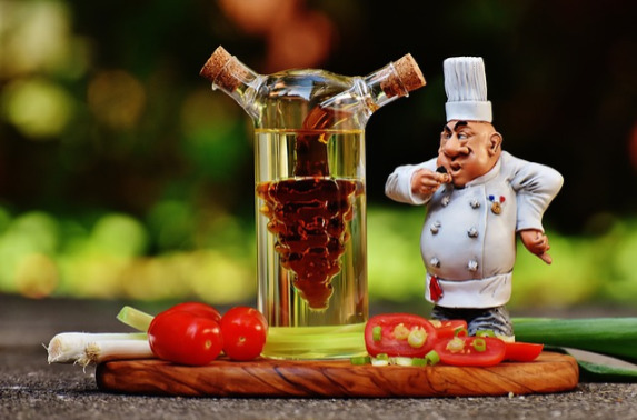 Red Wine and Mustard Vinaigrette