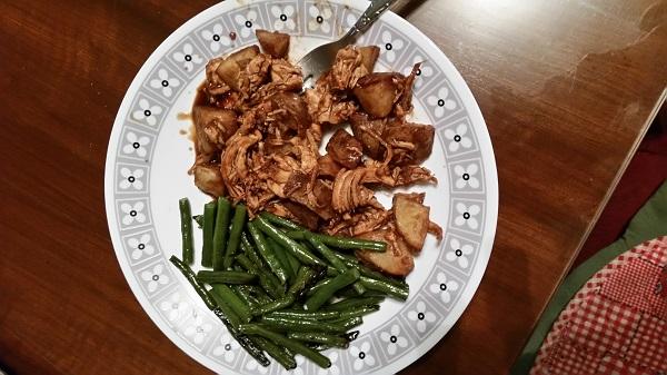 chicken-potato-teriyaki