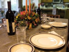 Thanksgivng Table